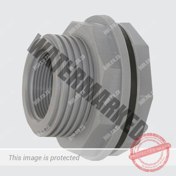 Female Water Fitting 2-Way 20mm